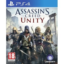 Assassins Creed: Unity (PS4) PlayStation 4