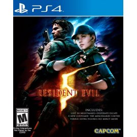 Resident Evil 5 (PS4) PlayStation 4