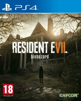 Resident Evil 7 - Playstation 4 playstation-4