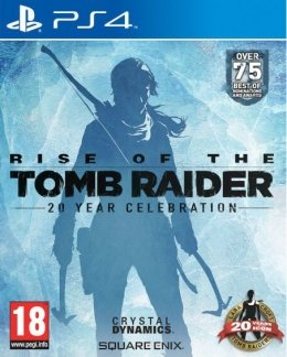 Rise of the Tomb Raider 20 Year Celebration Edition (PS4) playstation-4
