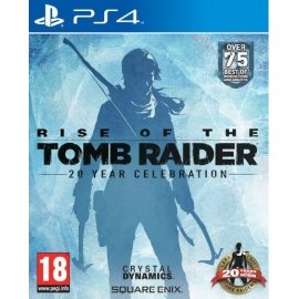 Rise of the Tomb Raider 20 Year Celebration Edition (PS4) PlayStation 4