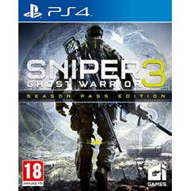 Sniper Ghost Warrior 3 Season Pass Edition (PS4) PlayStation 4