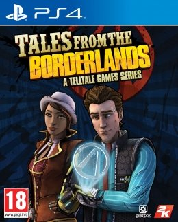 Tales from the Borderlands - Playstation 4 playstation-4