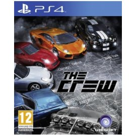 The Crew (PS4) PlayStation 4
