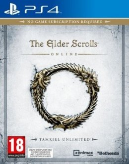 The Elder Scrolls Online Tamriel Unlimited Edition - Playstation 4 playstation-4