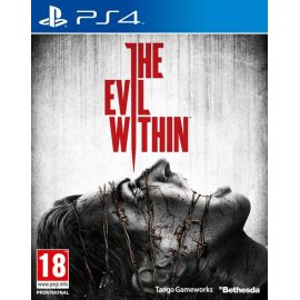 The Evil Within (PS4) PlayStation 4