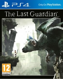 The Last Guardian - Playstation 4 playstation-4