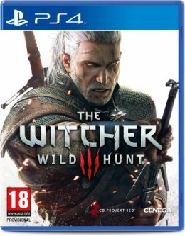 The Witcher III: Wild Hunt (Witcher 3) (PS4) playstation-4