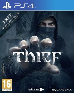 Thief - The Bank Heist Edition playstation-4