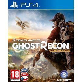 Tom Clancy's Ghost Recon Wildlands (PS4) PlayStation 4