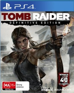 Tomb Raider Definitive Edition (PS4) playstation-4