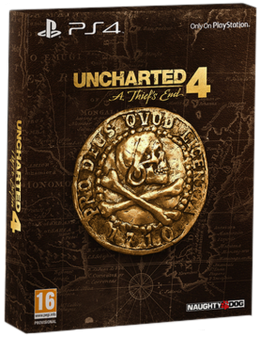 Uncharted 4 A Thiefs End PS4 képek playstation-4