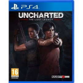 Uncharted: The Lost Legacy (PS4) PlayStation 4