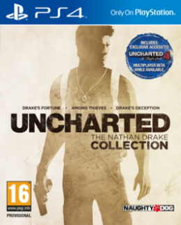 Uncharted: The Nathan Drake Collection (PS4) playstation-4