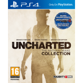 Uncharted: The Nathan Drake Collection (PS4) PlayStation 4
