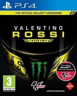 Valentino Rossi The Game - Playstation 4 playstation-4