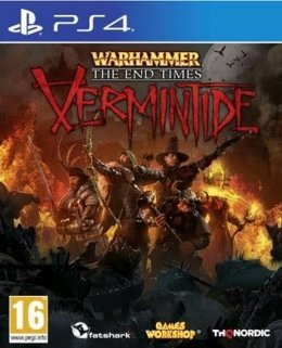 Warhammer The End Times Vermintide playstation-4