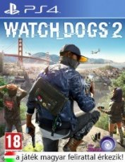 Watch Dogs 2 (Magyar felirattal) - Playstation 4