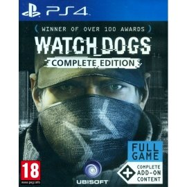 Watch Dogs Complete Edition (PS4) PlayStation 4