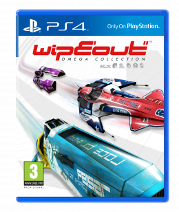 WipEout Omega Collection playstation-4