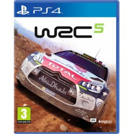 World Rally Championship 5 (WRC 5) - Playstation 4 PlayStation 4