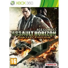 Ace Combat Assault Horizon Limited Edition (Xbox 360) Xbox 360