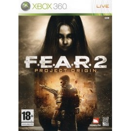 F.E.A.R. 2 Project Origin (FEAR) (Xbox 360) Xbox 360