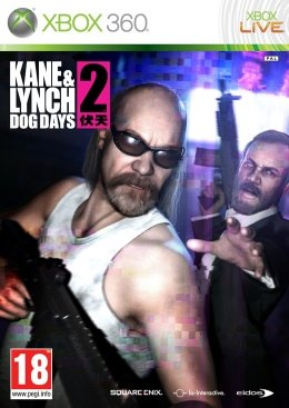 Kane and Lynch 2: Dog Days xbox-360