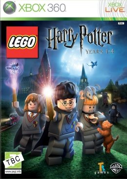 Lego Harry Potter Years 1-4 xbox-360