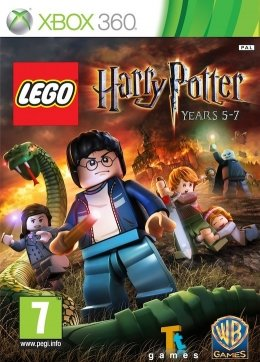 Lego Harry Potter Years 5-7 xbox-360