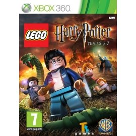 Lego Harry Potter Years 5-7 (Xbox 360) Xbox 360