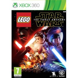 Lego Star Wars The Force Awakens (Xbox 360) Xbox 360