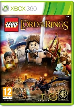 Lego The Lord Of The Rings (Xbox 360) xbox-360