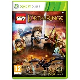 Lego The Lord Of The Rings (Xbox 360) Xbox 360
