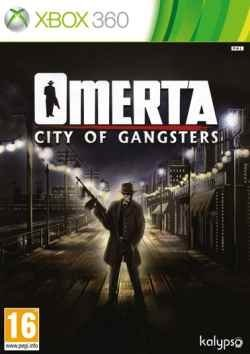 Omerta City of Gangsters xbox-360