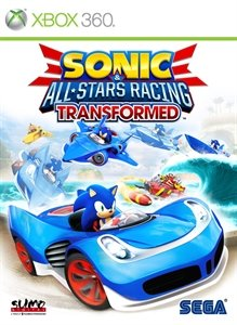 Sonic All Stars Racing Transformed xbox-360