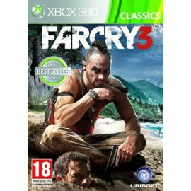 Far Cry 3 Classics (Xbox 360) Xbox 360