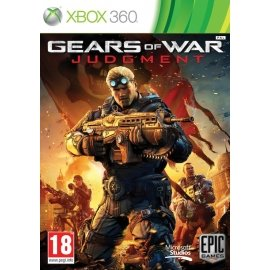 Gears of War Judgment (Xbox 360) Xbox 360