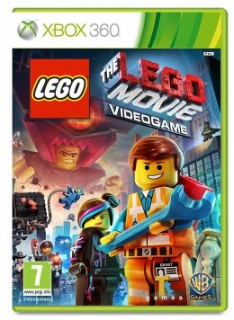 The Lego Movie Videogame xbox-360