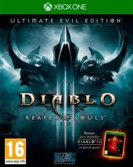 Diablo III Ultimate Evil Edition (Diablo 3) xbox-one