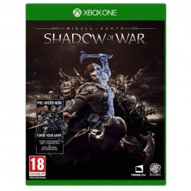 Middle-earth: Shadow of War (Xbox One) Xbox One