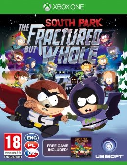 South Park The Fractured But Whole xbox-one