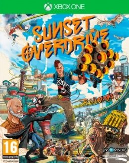 Sunset Overdrive - Xbox One xbox-one