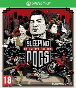 Sleeping Dogs Definitive Edition xbox-one