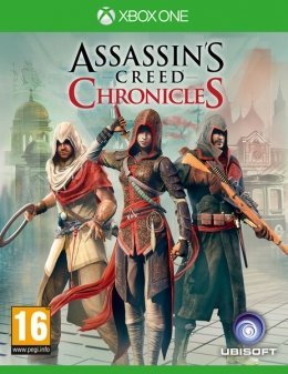 Assassins Creed Chronicles (Xbox One) xbox-one