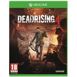 Dead Rising 4 (Xbox One) Xbox One