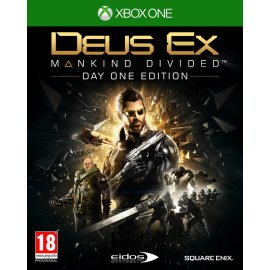Deus Ex: Mankind Divided Day One Edition (Xbox One) Xbox One