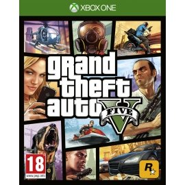Grand Theft Auto V (GTA 5) (Xbox One) Xbox One