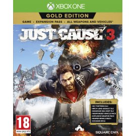 Just Cause 3 Gold Edition (Xbox One) Xbox One