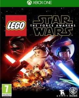 Lego Star Wars The Force Awakens (Xbox One) xbox-one